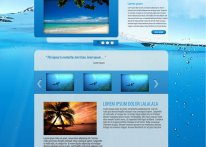 clean_travel_website_by_joericlaes-d3ksfnt